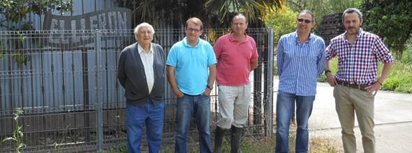 ARA viaja a Asturias para localizar las explotaciones agrícolas donde desarrollar Huella Ecorural