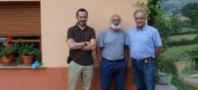 Visita Finca en Comarca de la Sidra (Asturias) 25-07-2013