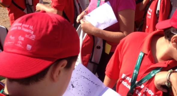 """Escolares de Primaria participan en el taller """"Empieza por ti, reduce tu huella"""" que organiza ARA"""