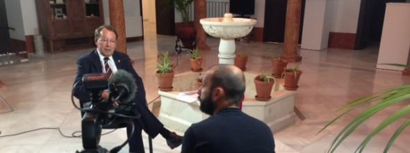 Huella Ecorural entrevista al presidente de ARA, José Luis Bergillos