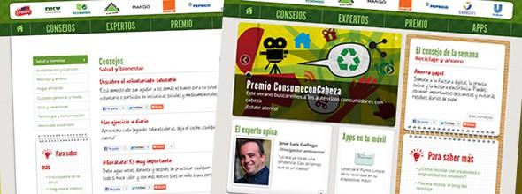 BCSD España amplía el alcance de la plataforma consumeconcabeza.es con nuevas secciones, contenidos y premios