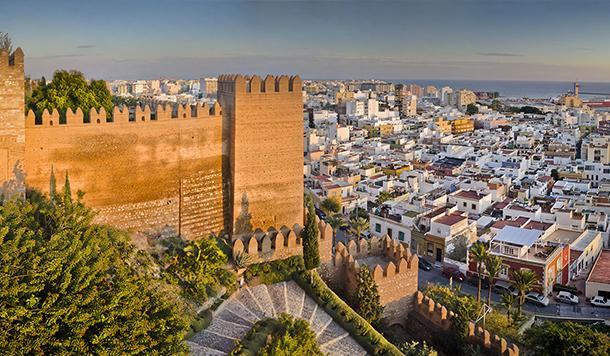 GDRs de Almería