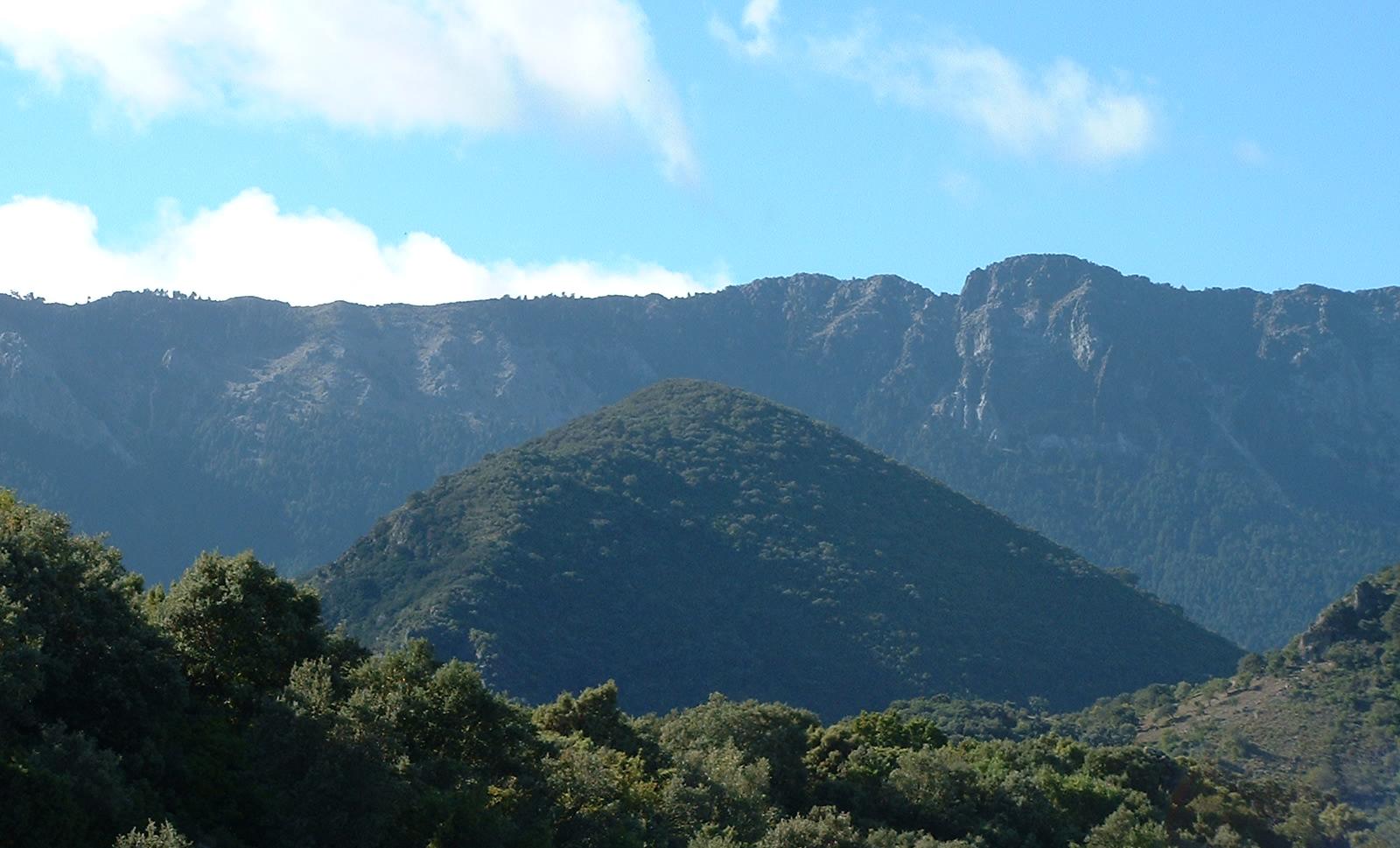 """""""Proyecta La Sierra"""". Vista del proyecto"""