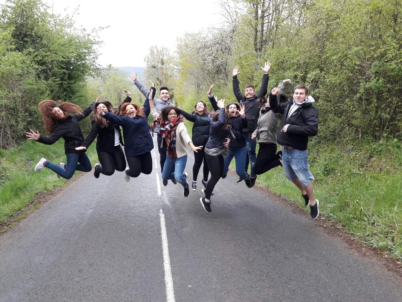 Movilidad Europea para jóvenes de zonas rurales
