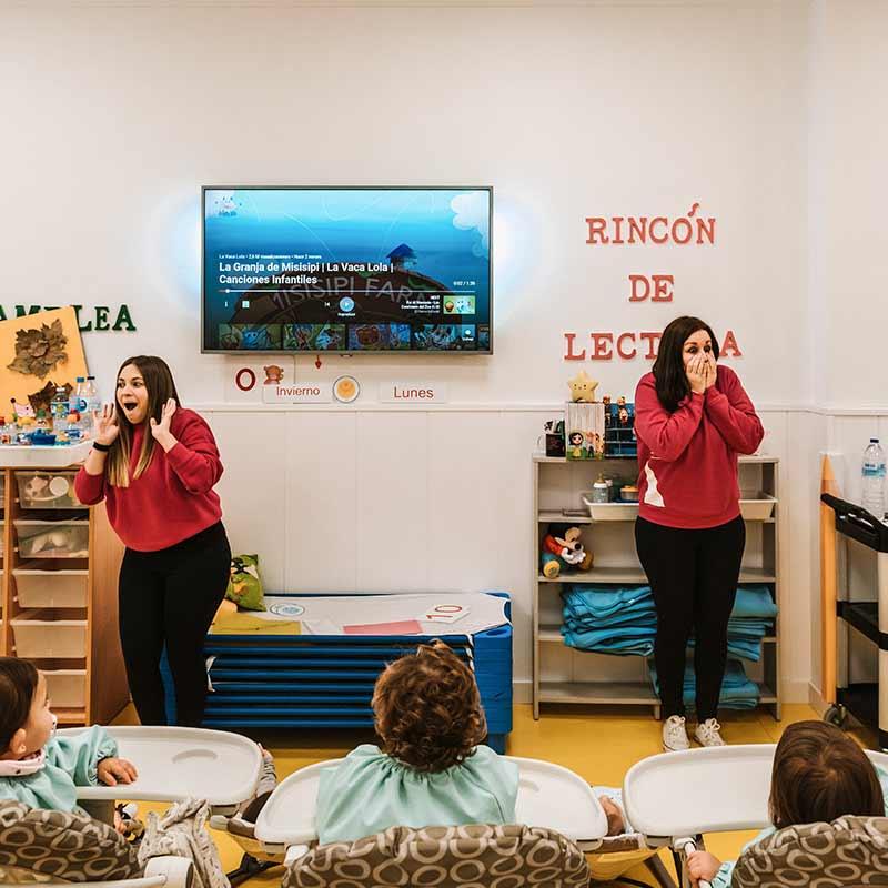 Creación de un nuevo Centro de Educación Infantil Bilingüe en Berja (Almería)